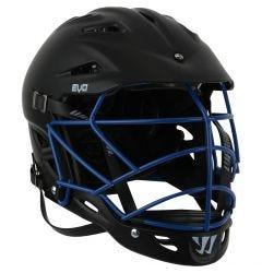 Warrior Evo Matte Lacrosse Helmet