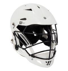 Warrior Evo Next White Youth Lacrosse Helmet