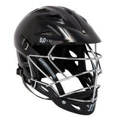 Warrior Evo Next Chrome Youth Lacrosse Helmet