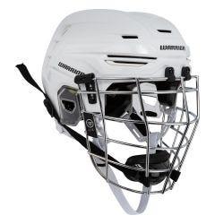 Warrior Fatboy Alpha Pro Box Lacrosse Helmet