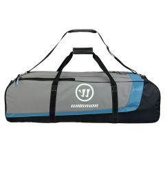 Warrior Black Hole 42in. Lacrosse Equipment Bag