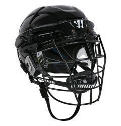 Warrior PX2 CSA Box Lacrosse Helmet - Black