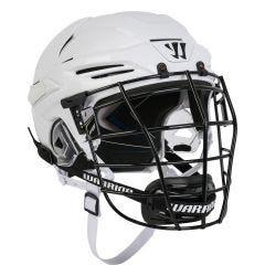 Warrior PX2 CSA Box Lacrosse Helmet - White