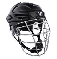 Warrior PX2 Pro-CLA Box Lacrosse Helmet - Black