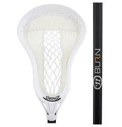 Warrior Evo Warp Next Complete Defense Lacrosse Stick - '18 Model