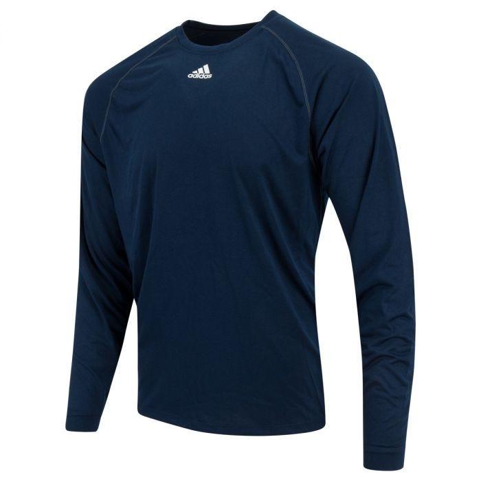 Adidas Climalite Men's Long Sleeve Tee Shirt