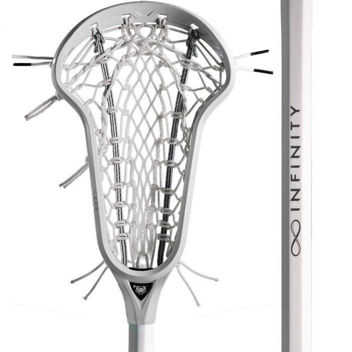 ECD Infinity Venom Women's Complete Lacrosse Stick - High-quality Material