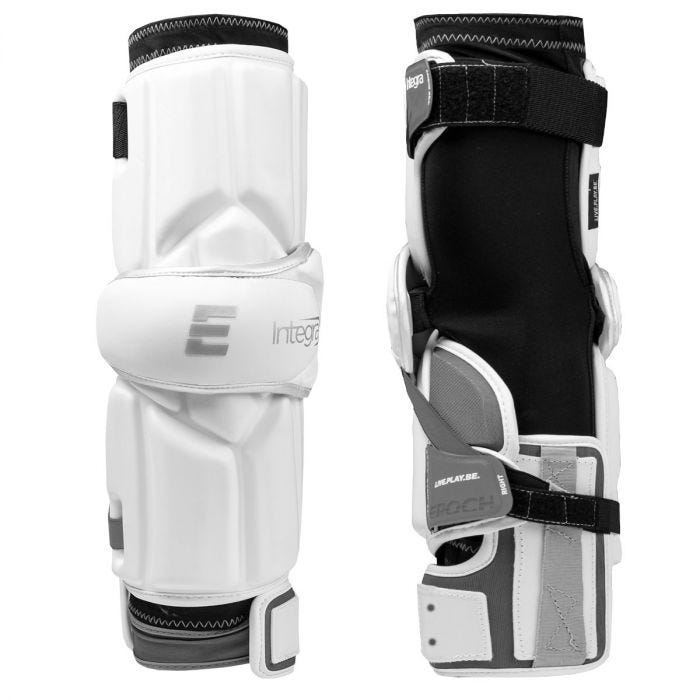 Epoch Integra X Lacrosse Arm Guards - The Most Advanced Arm Guards on the Market