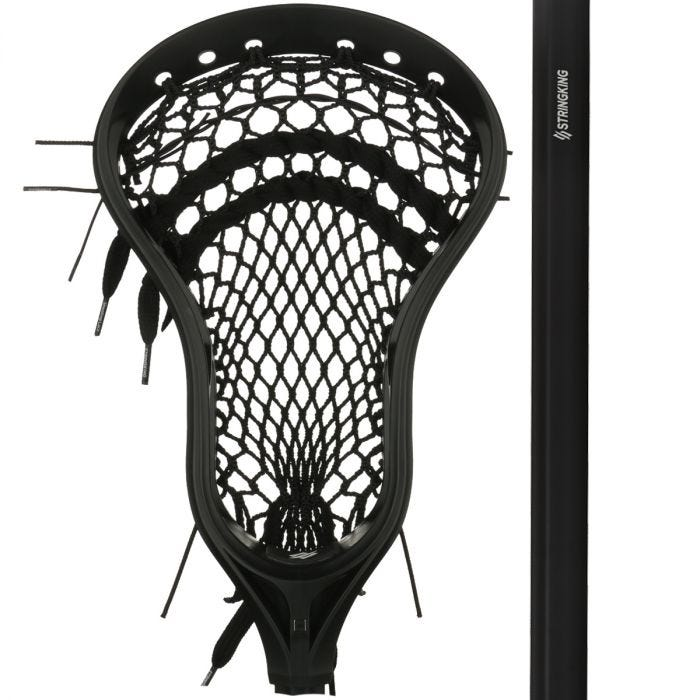 StringKing Complete 2 Senior Attack Lacrosse Stick - The Most Durable Stick