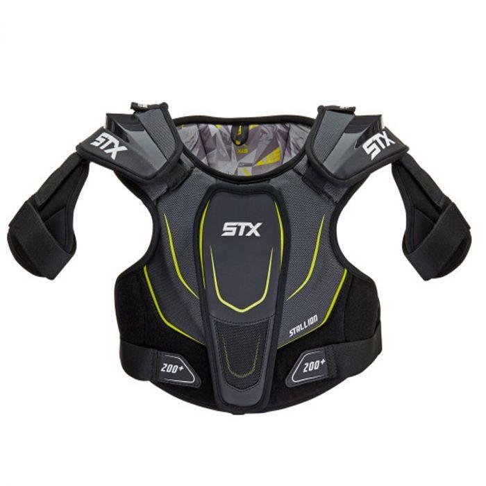 STX Lacrosse Stallion 200+ - Optimized Youth Shoulder Pads