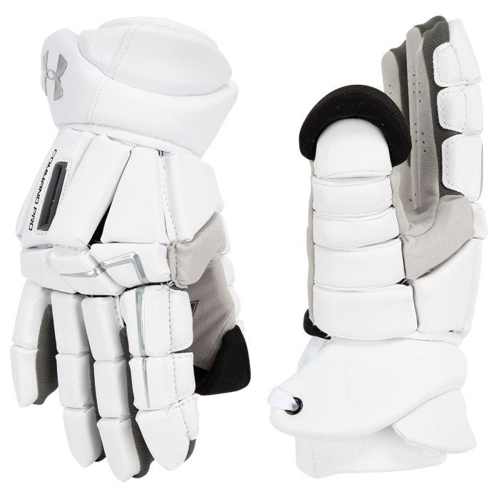 Under Armour Command Pro 3 Lacrosse Gloves NEW Various Colors