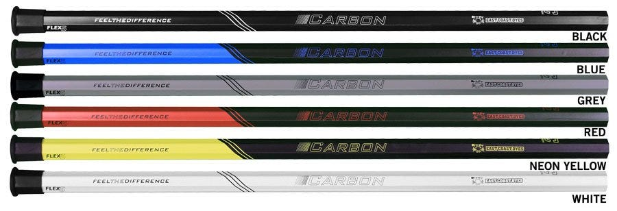 East Coast Carbon Attack Lacrosse Shaft