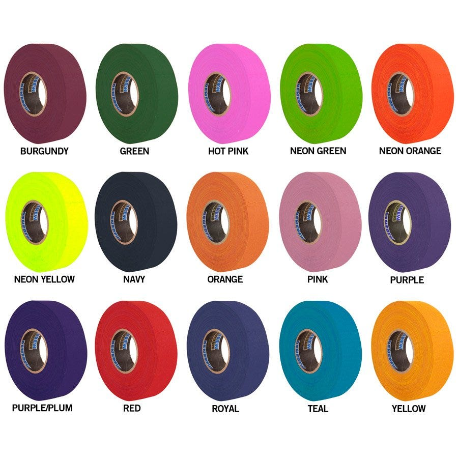Renfrew Colored Cloth Tape