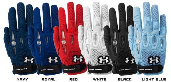 Under Armour Player Women's Lacrosse Gloves