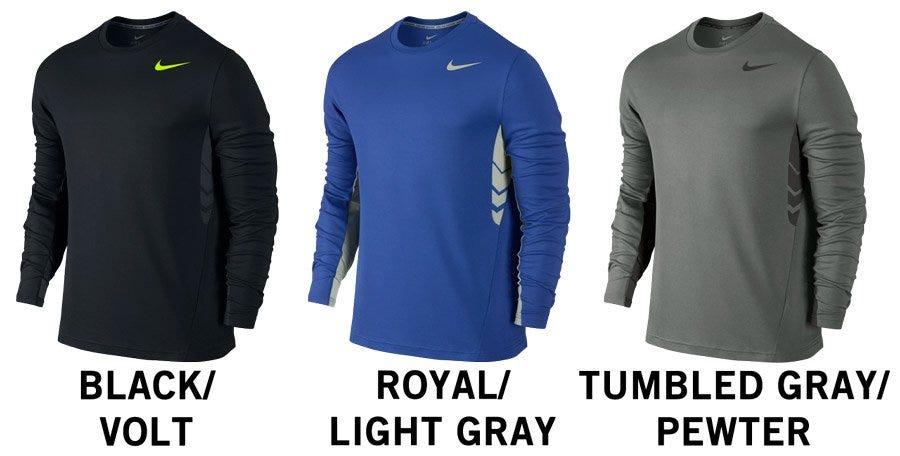 Nike Vapor Dri-Fit Senior Long Sleeve Shirt