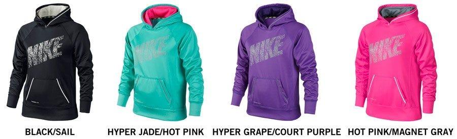Purple Nike Sweatshirt Breeze Clothing