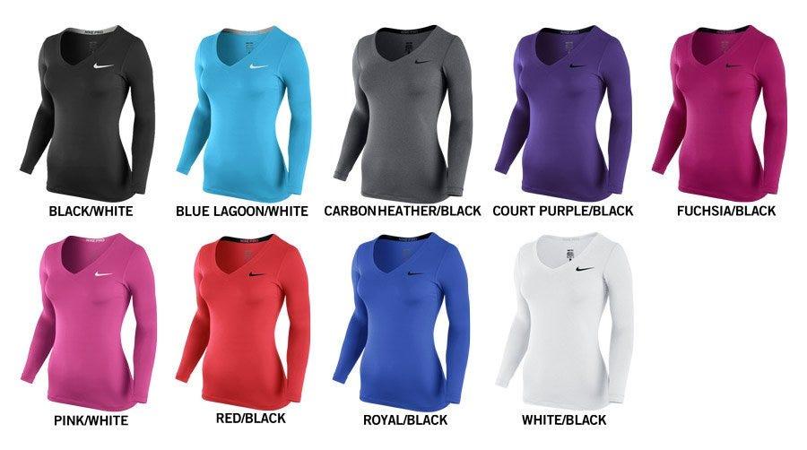 9e55ded8 Nike Pro Core Women's Long Sleeve Top