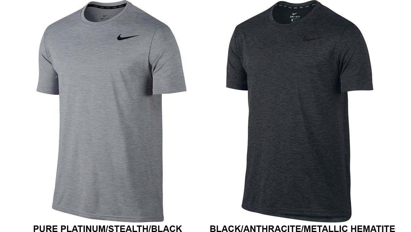 8dbf5120647c Details. The Nike Breathe Men s Short Sleeve Training ...