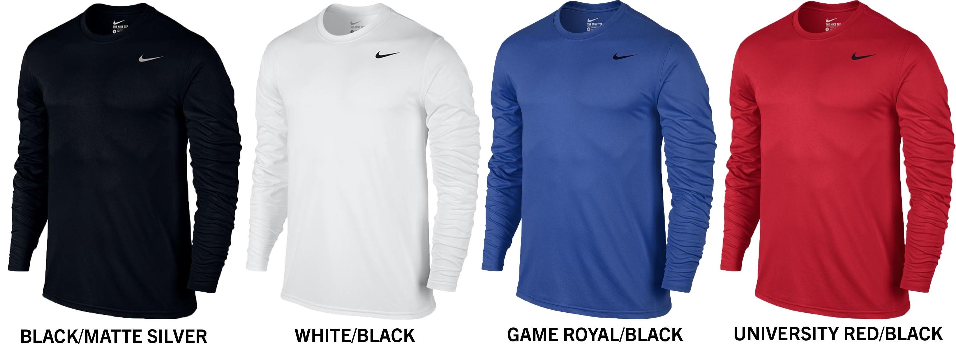 d505bb56 Nike Legend 2.0 Men's Long Sleeve Training Shirt
