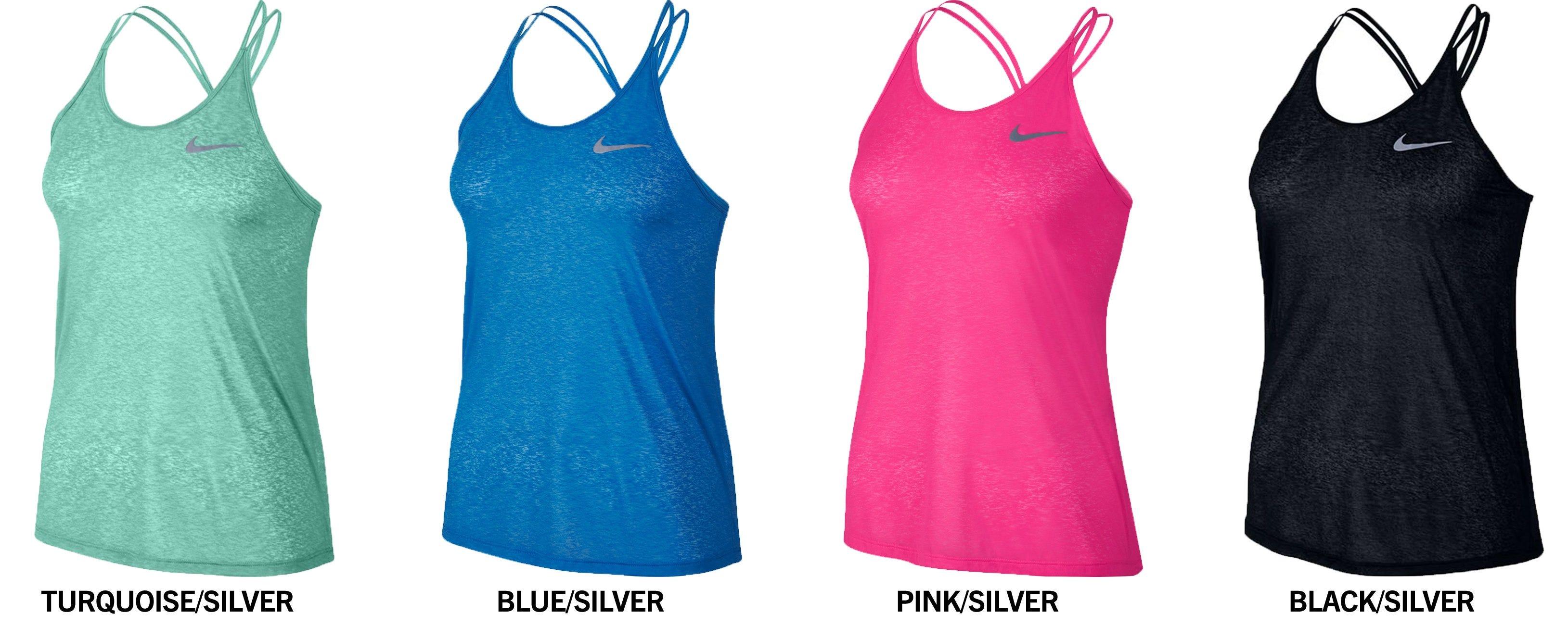 bbeb5e013ba9 ... Nike Dri-FIT Cool Breeze Women s Running Tank Top ...