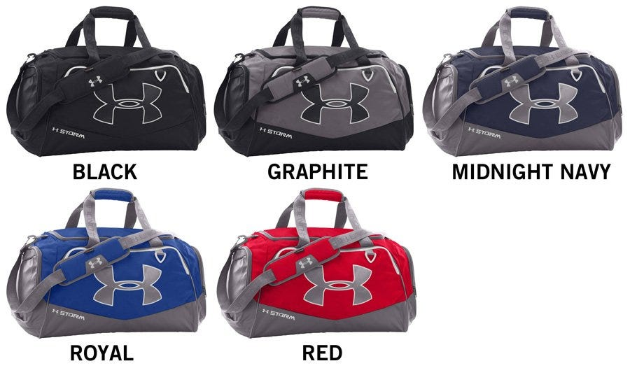 under armour undeniable bag