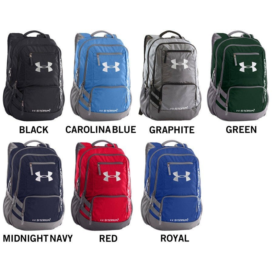 Exceptionnel Under Armour Team Hustle Backpack