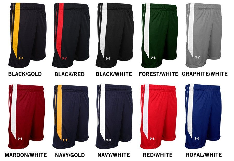 Under Armour Roster Sr. Shorts