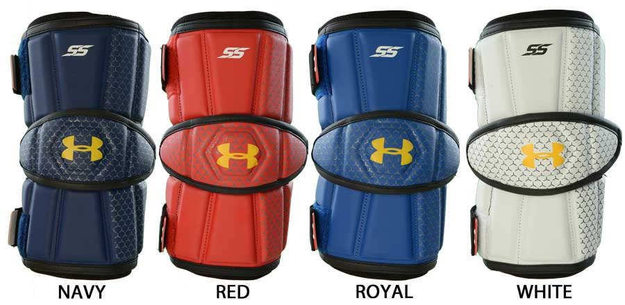 Under Armour Player SS Lacrosse Arm Pad
