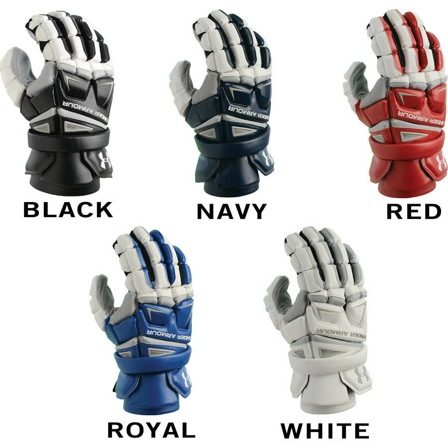 under armour glove size chart