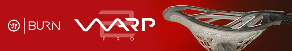 Warrior Burn Warp Pro 2