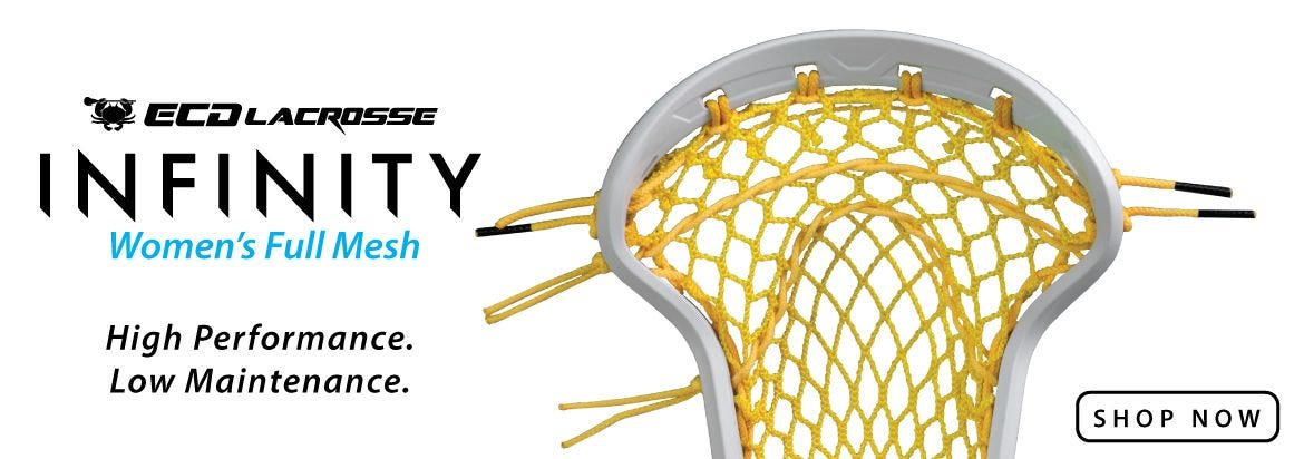 Shop The New ECD Lacrosse Infinity Line