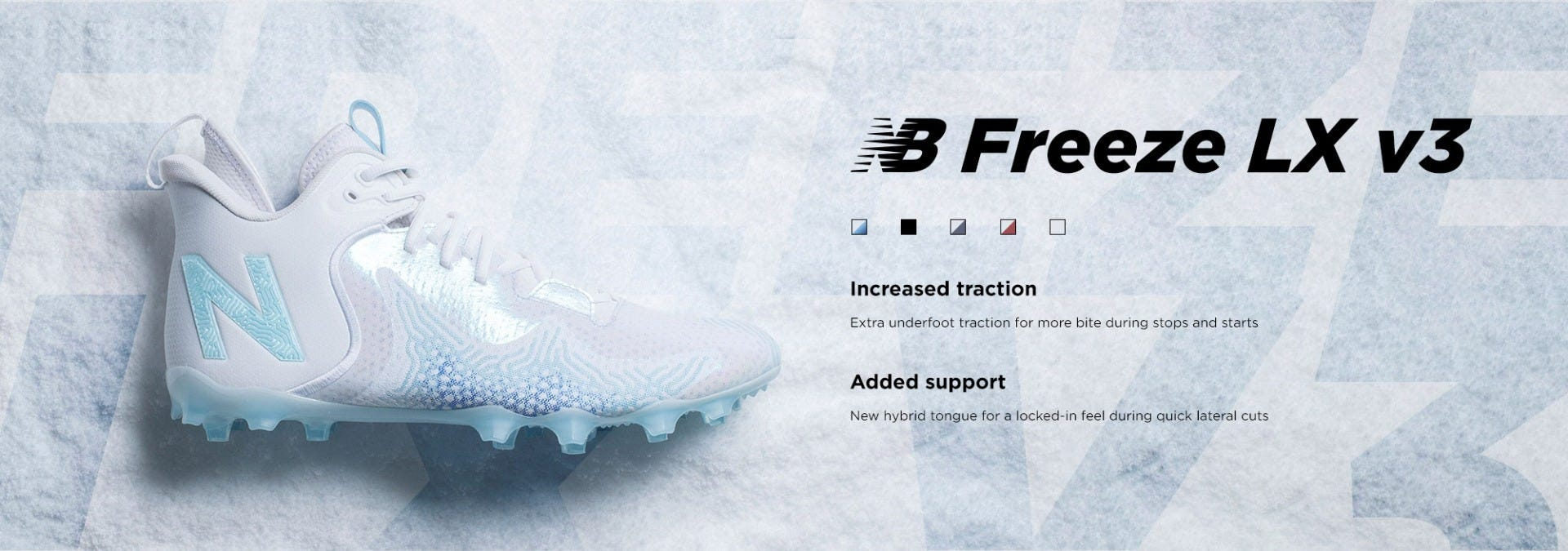 New Balance Freeze 3.0 Now Available