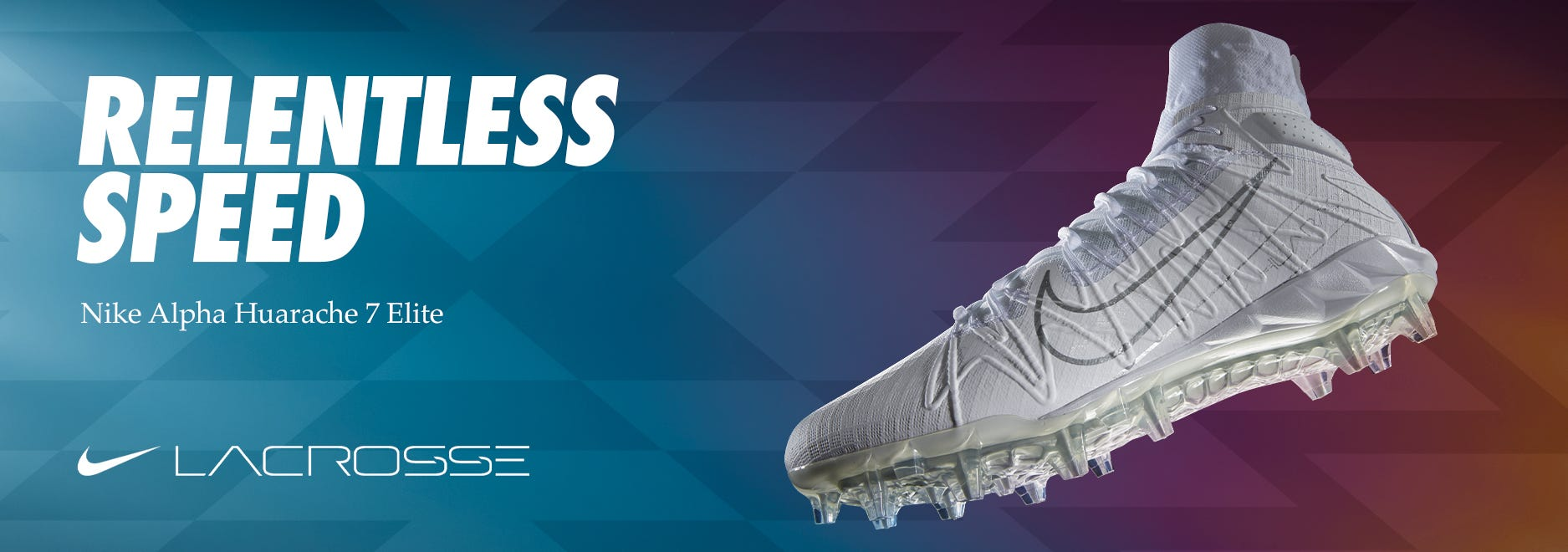 Nike Huarache 7 Lacrosse Cleats