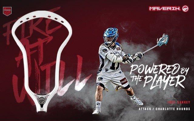 Maverik Kinetik Unstrung Lacrosse Head