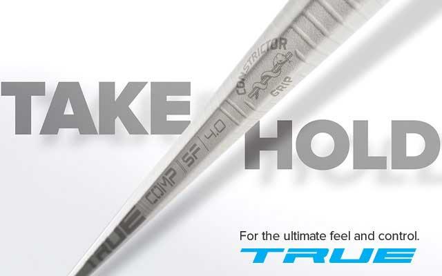 True Constrictor Grip Shafts