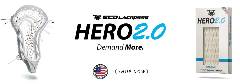 ECD Lacrosse Hero2.0 Mesh