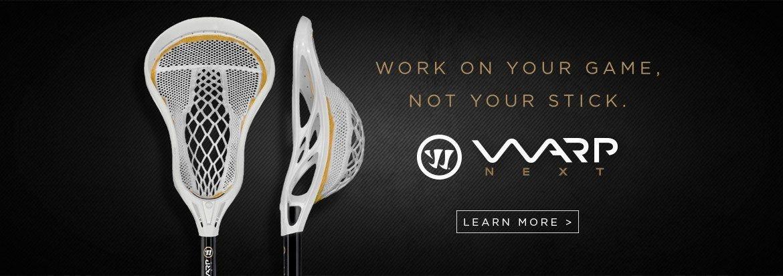 Warrior Evo Warp Next Complete Stick