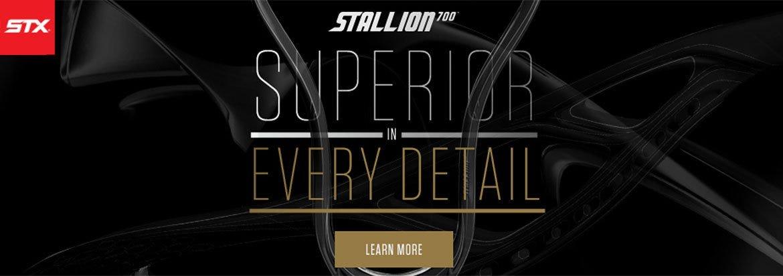 STX Stallion 700 Head