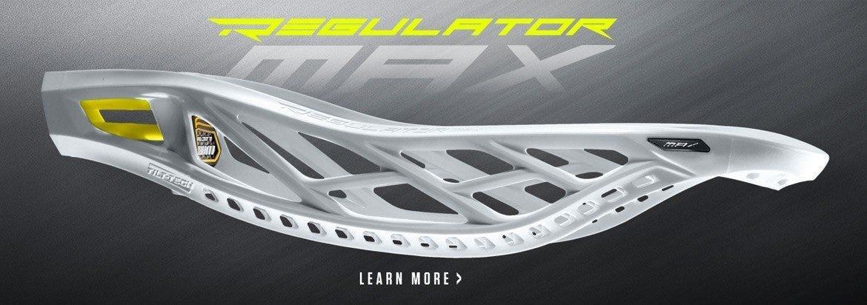 Warrior Regulator Max X Lacrosse Head