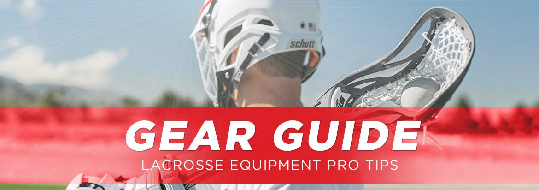 Lacrosse Equipment Gear Guide