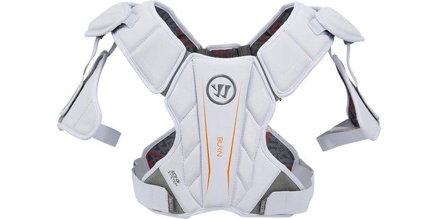 hybrid shoulder pads