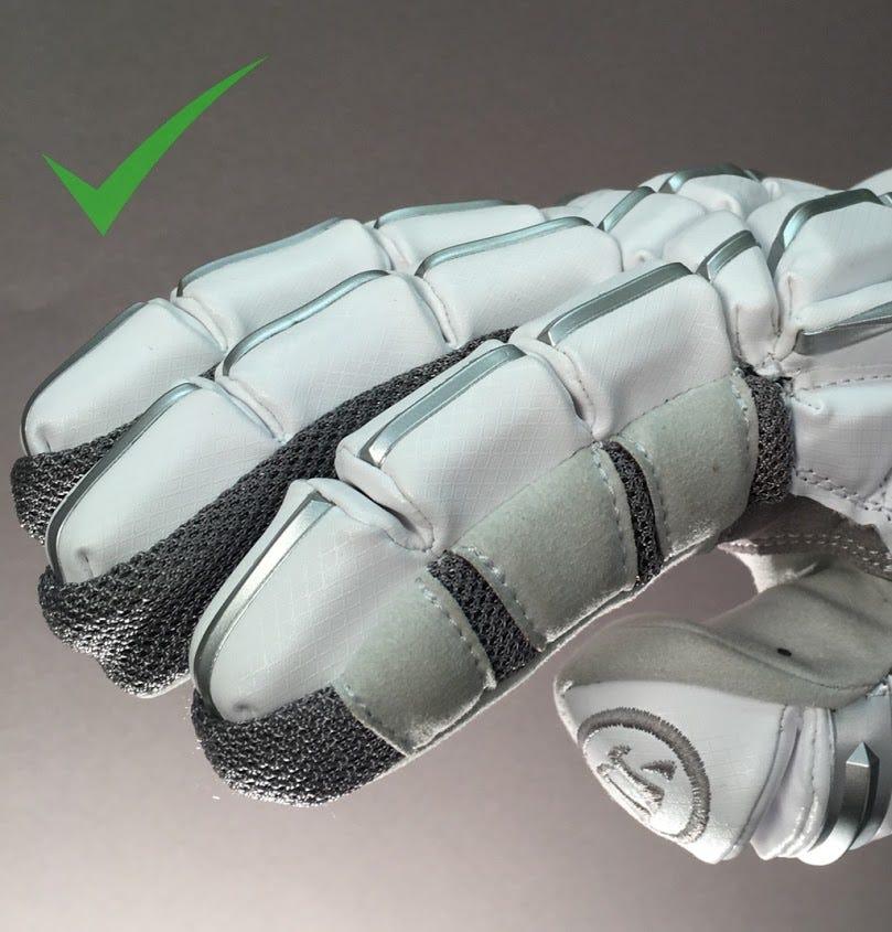 proper fitting lacrosse gloves