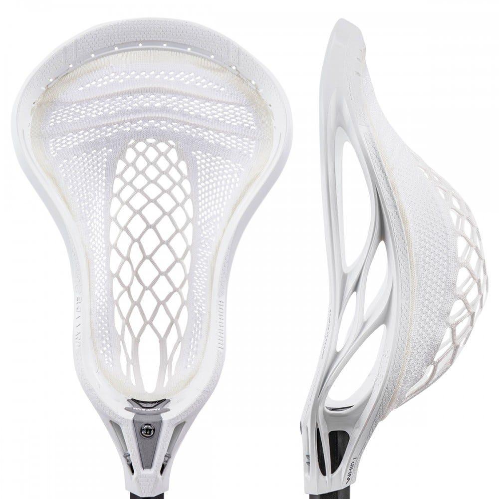 Warrior Evo Warp Pro Strung Lacrosse Head
