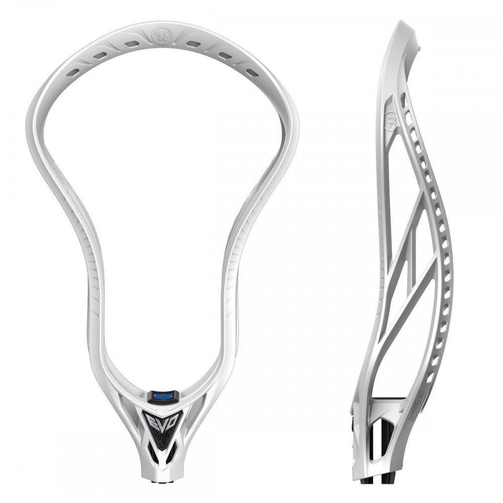 Warrior Evo 5 X Unstrung Lacrosse Head